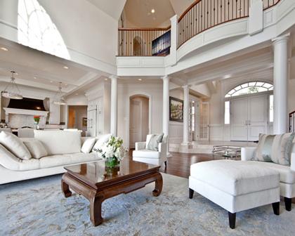 Claffeys Interior Painting - Mercer Island Home