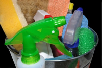 Cleaning Supplies can be as toxic as paint - Claffey's Painting
