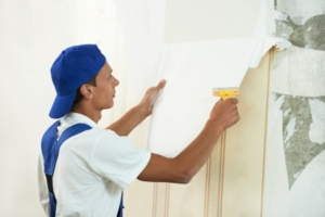 PainterRemovingWallpaper-ClaffeysPainting