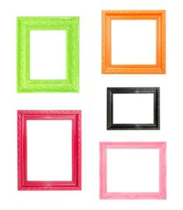 PaintedPictureFrames-ClaffeysPainting