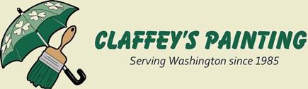 Claffey's Painting Logo